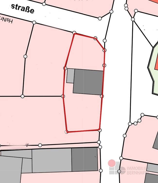 Flurkarte-Grundstück