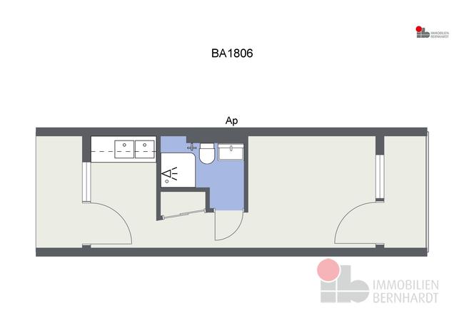 BA1806 - Ap - 2D Floor Plan