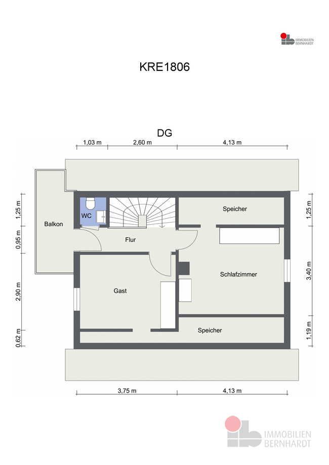 DG - 2D Floor Plan
