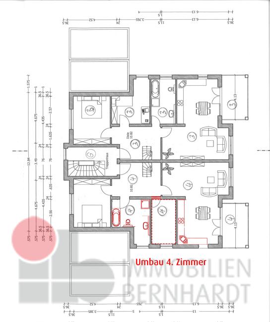 Obergeschoss-umbau