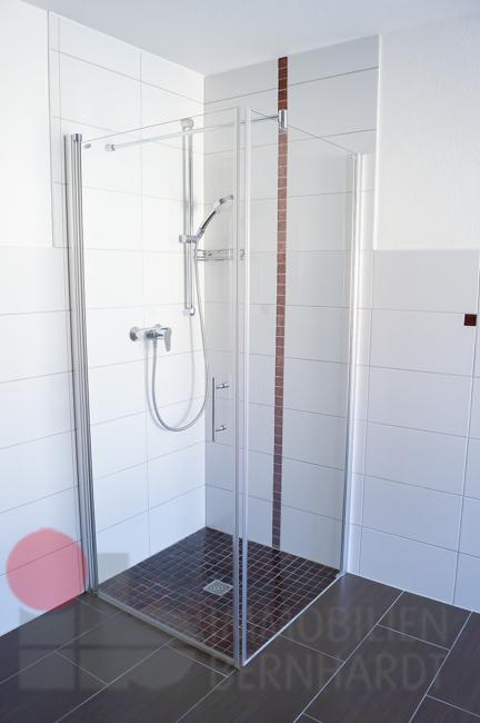 Dusche im 1. OG