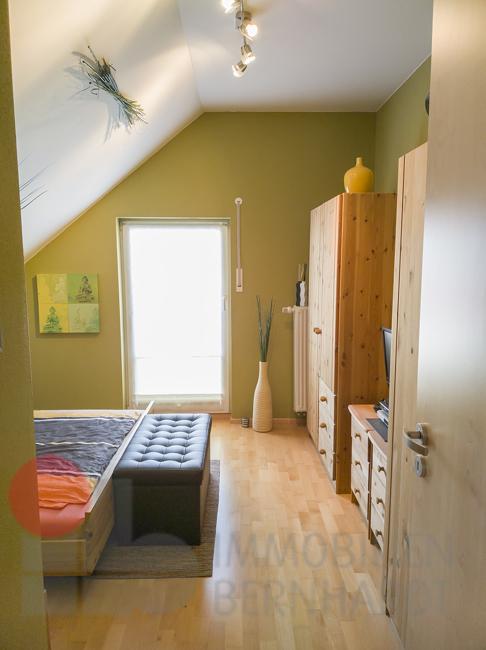 Schlafzimmer Eingang