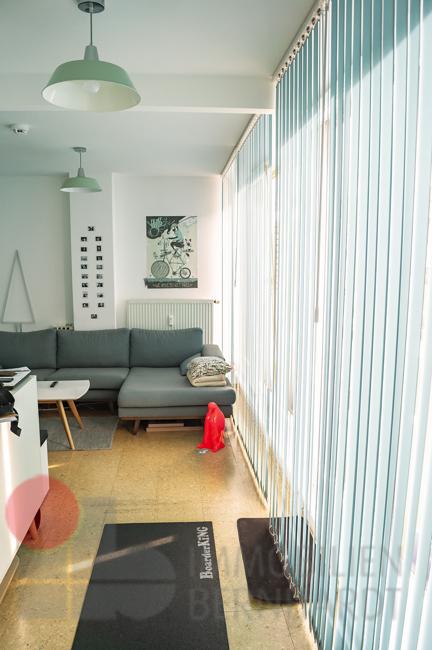 Flur Blick Wohnzimmer