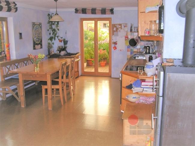 Wohnzimmer-Küche 2