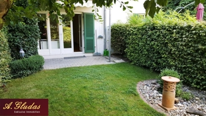 Terrasse u. Garten