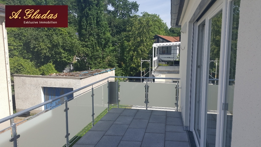 Balkon - Ausblick