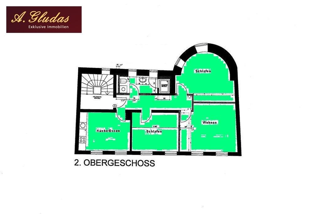 2.OG - 72 m²