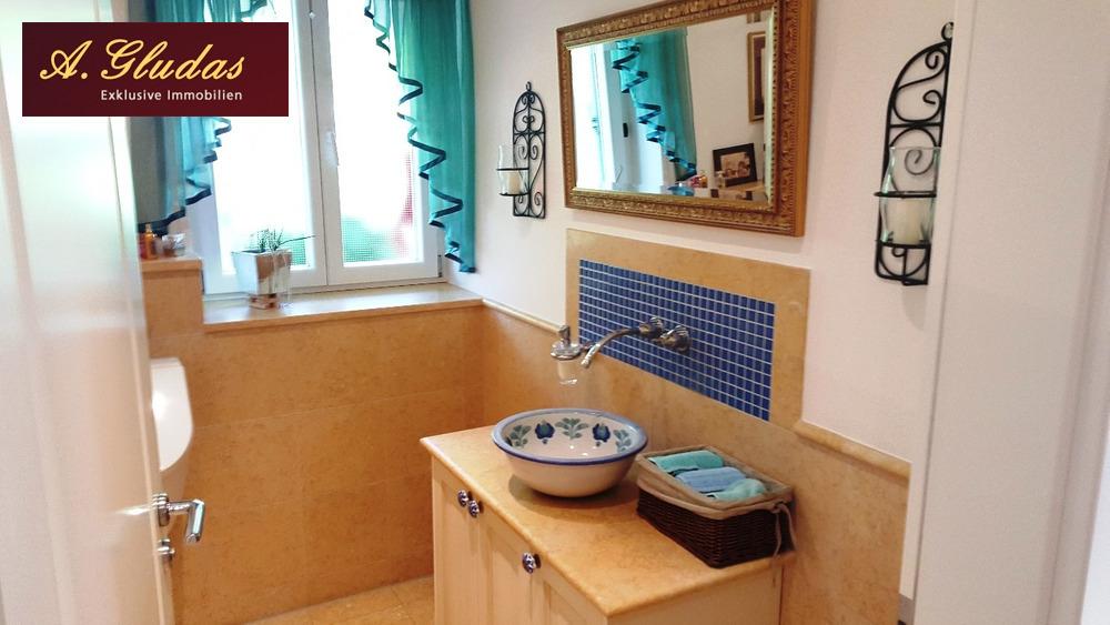 WC + Dusche im EG