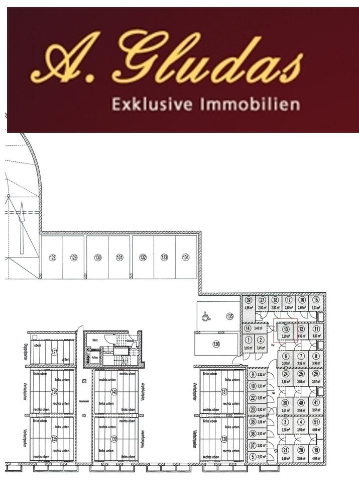 Grundriss - Keller