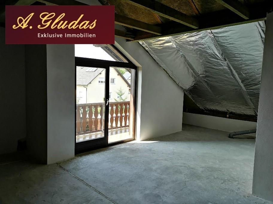 Teilausbau Dachgeschoss
