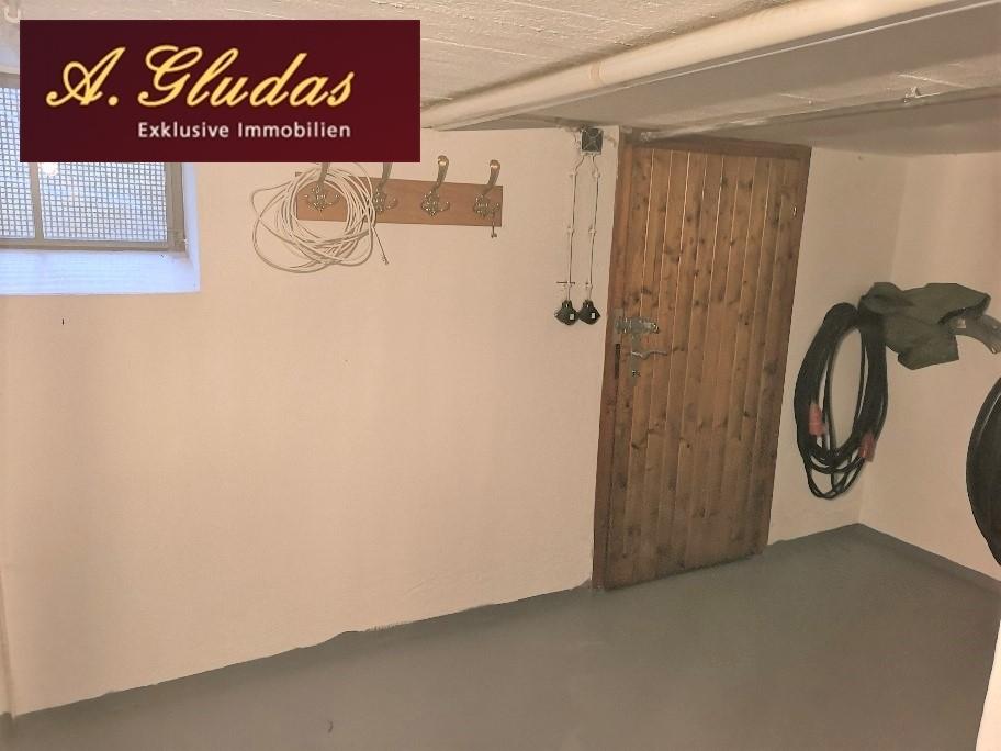 Garage Zugang Garten