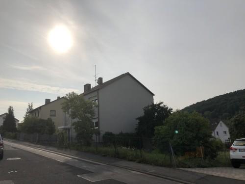 Sonnenaufgang am Sinnberg