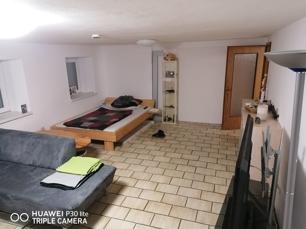 Wohn/Schlafzimmer