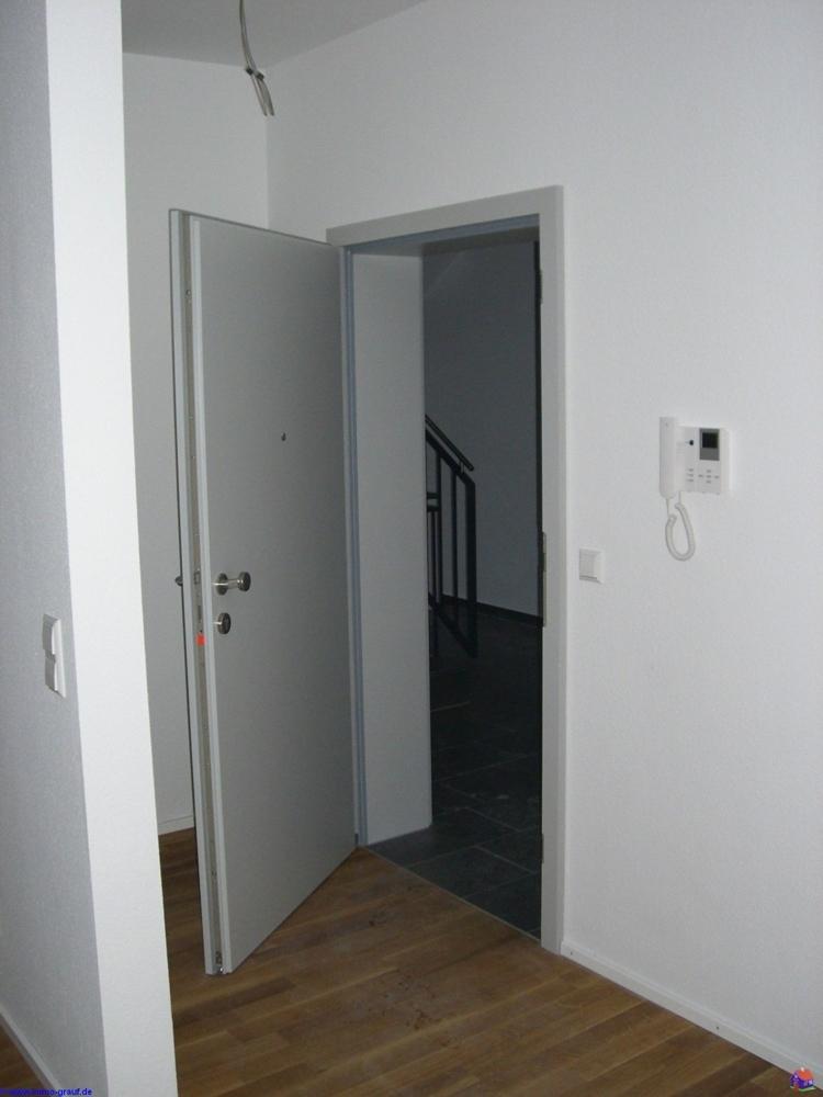 in der Wohnung