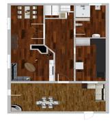 Grundriss Erdgeschoss 1.1