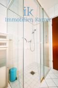 Die ebenerdige Dusche