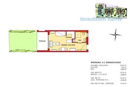 Erdgeschoss Wohnung - A3