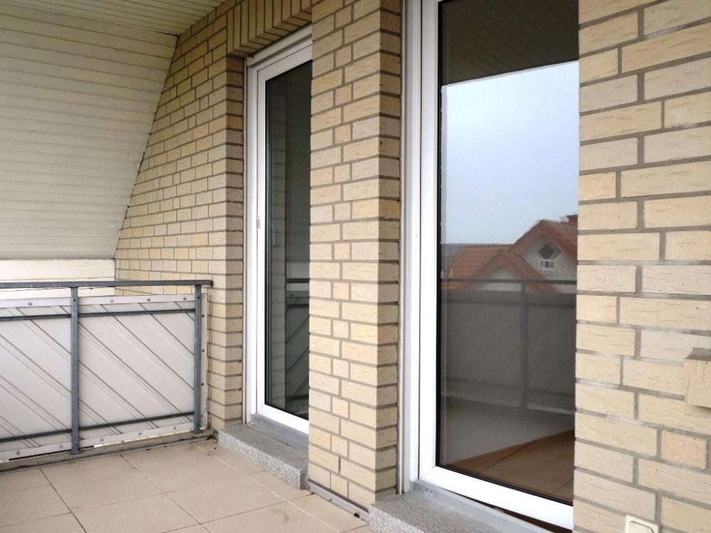 Balkon 2 Zugänge