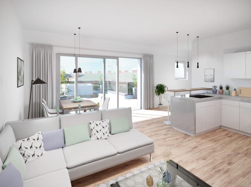 Symbolbild - Wohnküche - Einrichtungsvorschlag
