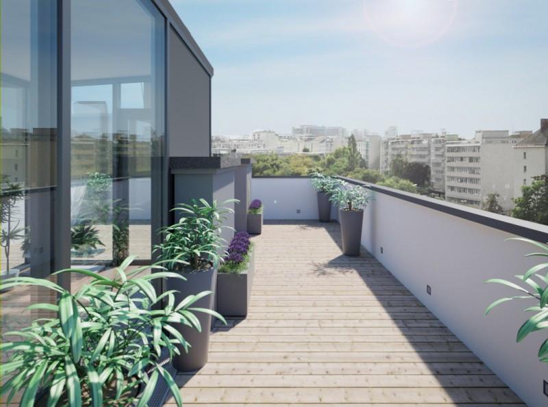 Symbolbild - Wintergarten Dachterrasse - Einrichtungsvorschlag