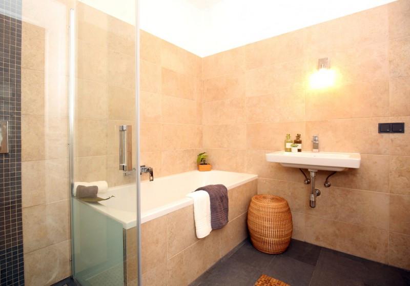 Symbolbild - Badezimmer - Einrichtungsvorschlag