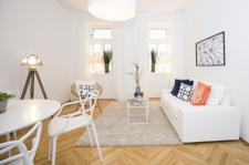 Symbolbild - Wohnzimmer -  Einrichtungsvorschlag