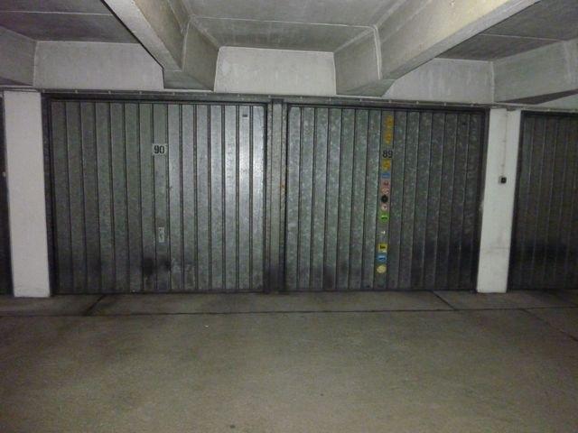 sbschließbare Garage