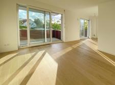 Übergang Wohn- und Küchenbereich
