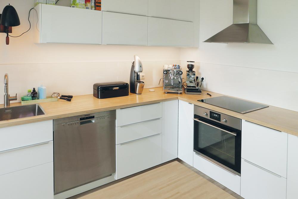 Einbauküche - gegen Ablöse
