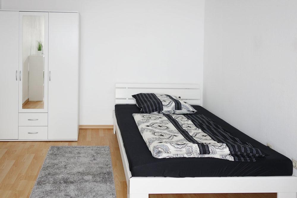 möbl. Wohnraum mit Schlafbereich  (Auschnitt)