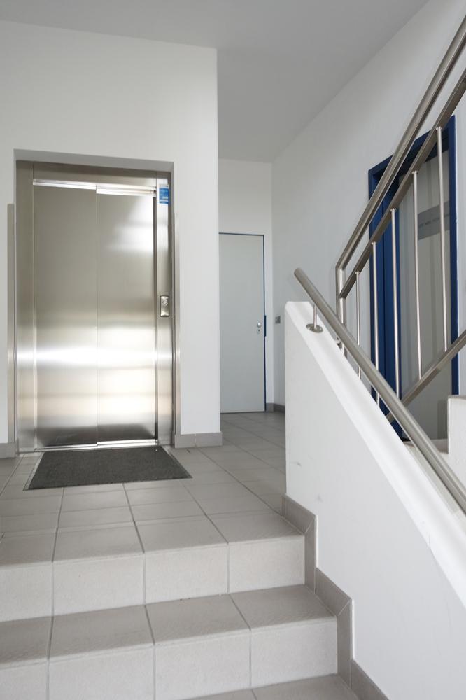 Zugang Fahrstuhl