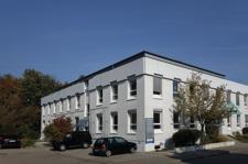 Fassadenansicht Bürogebäude