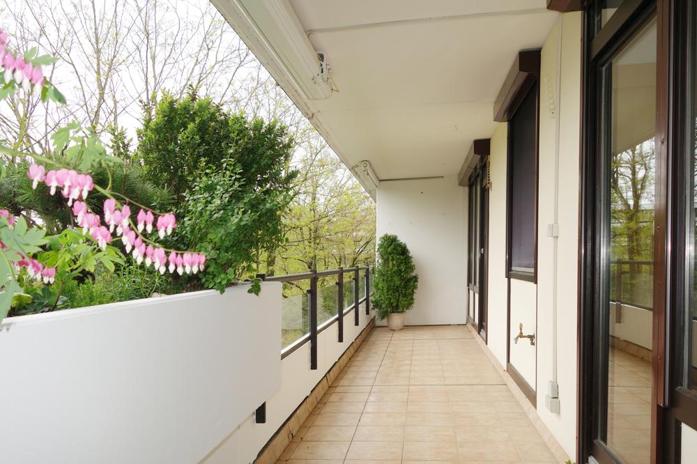 Südwest-Balkon