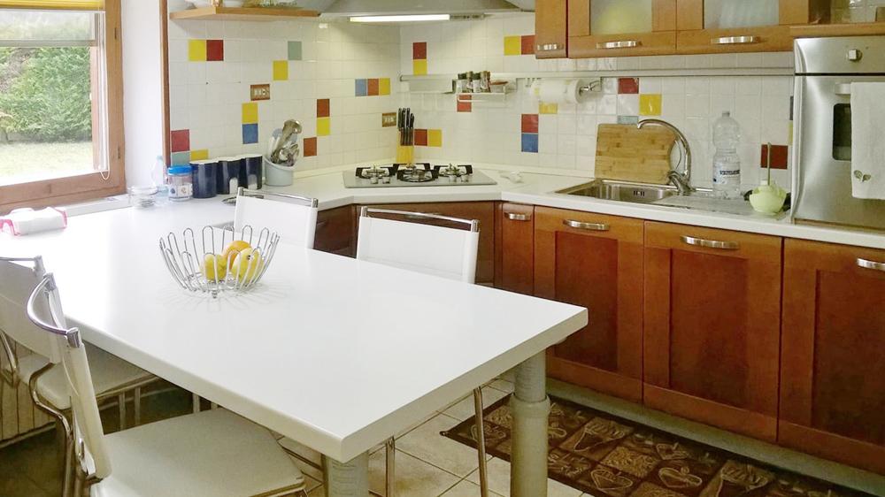 WOHN-Küche