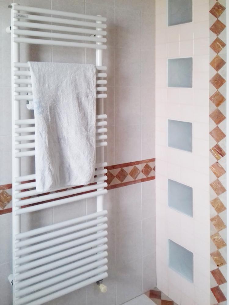 Dusch-Bad Handtuchwärmer
