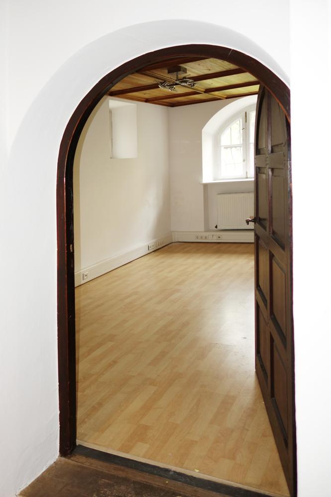 Eingang Raum 1