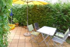 ca. 16 m² Garten-Terrasse