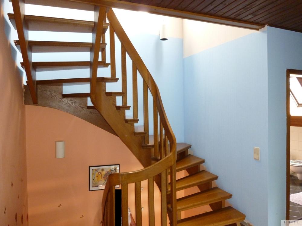 Treppe Wohnung