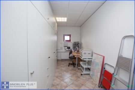 Archiv- und Technikraum