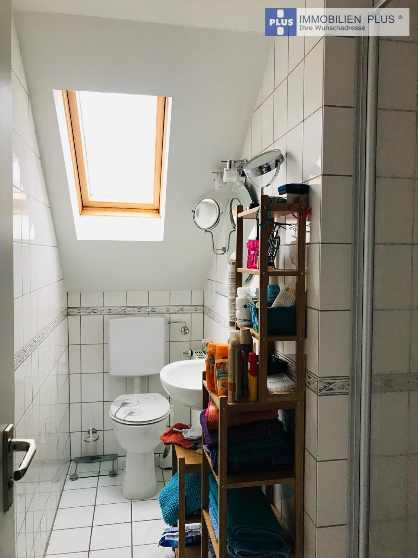 Whg-Nr. 6: Tageslichtbad mit Dusche