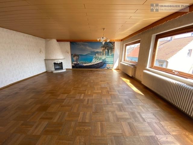 Wohn-/Esszimmer Obergeschoss