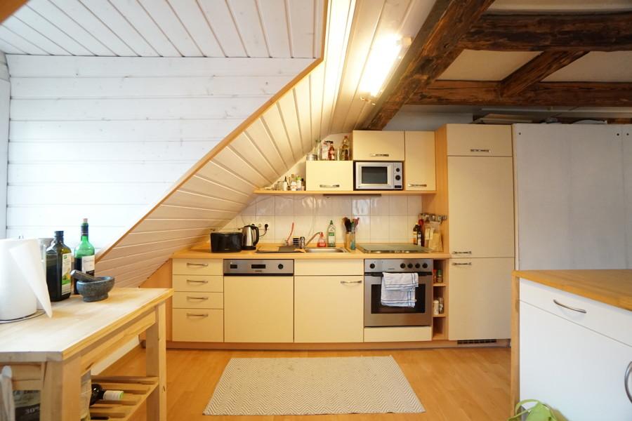 DG Küchenbereich Ansicht 1