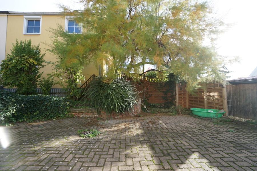 Garten Ansicht 3