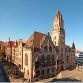 Rathaus_Blick auf das Rathaus