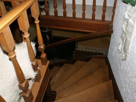 Innere Treppe