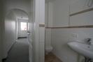 Blick vom Badezimmer