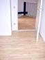 Blick in den Gang vom Schlafzimmer aus
