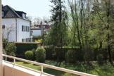 Blick vom West Balkon
