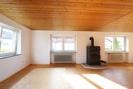 Wohnzimmer OG mit Schwedenofen