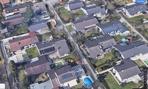 3D Ansicht mit Nachbargebäuden